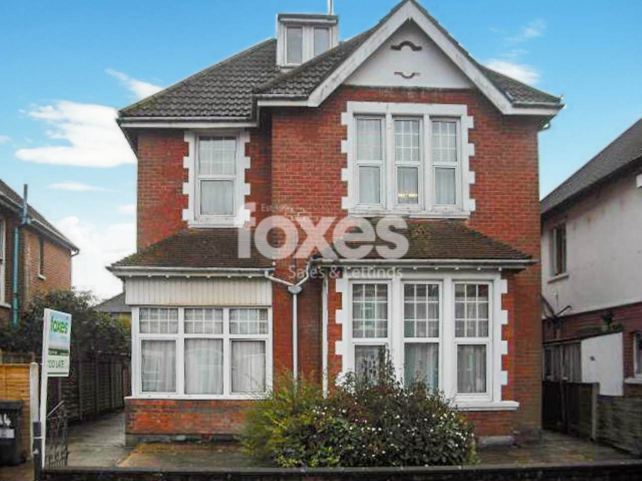 1 bed flat to rent in Talbot Road, Winton  - Property Image 1