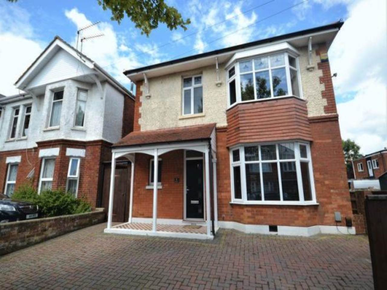 4 bed house for sale in Cowper Road, Moordown - Property Image 1