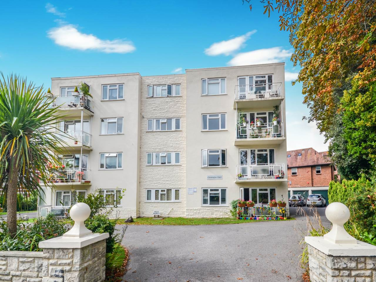 2 bed flat for sale in Durley Chine Road, Bournemouth, BH2