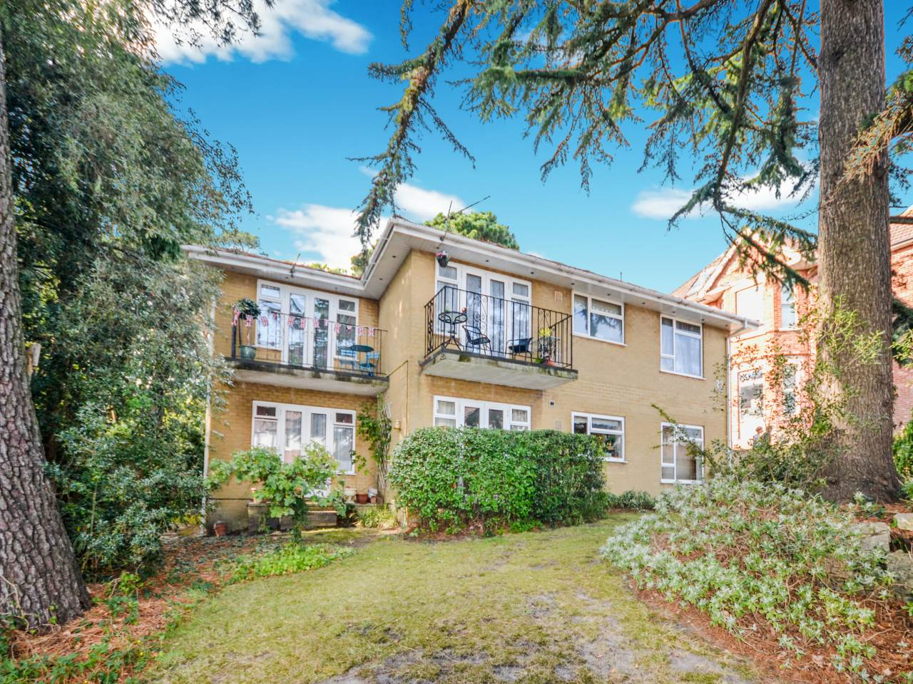 2 bed flat for sale in 32 Mansfield Road, Lower Parkstone, BH14
