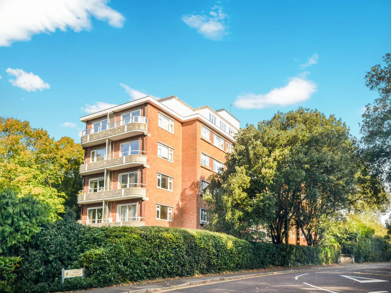 2 bed flat for sale in 33 Chine Crescent, Bournemouth, BH2