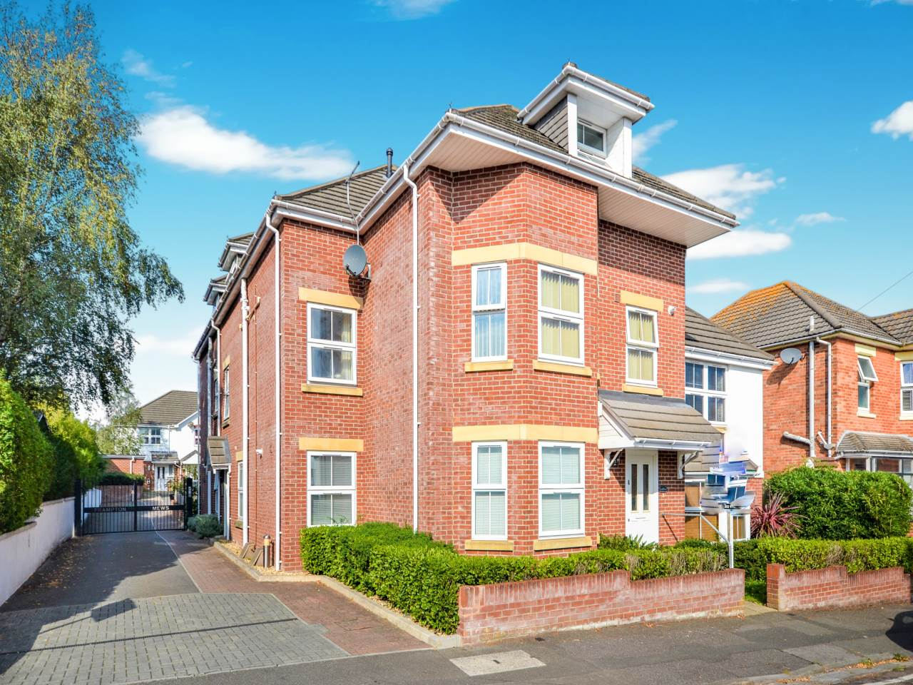 1 bed flat for sale in Frampton Mews, 6 Frampton Road, BH9