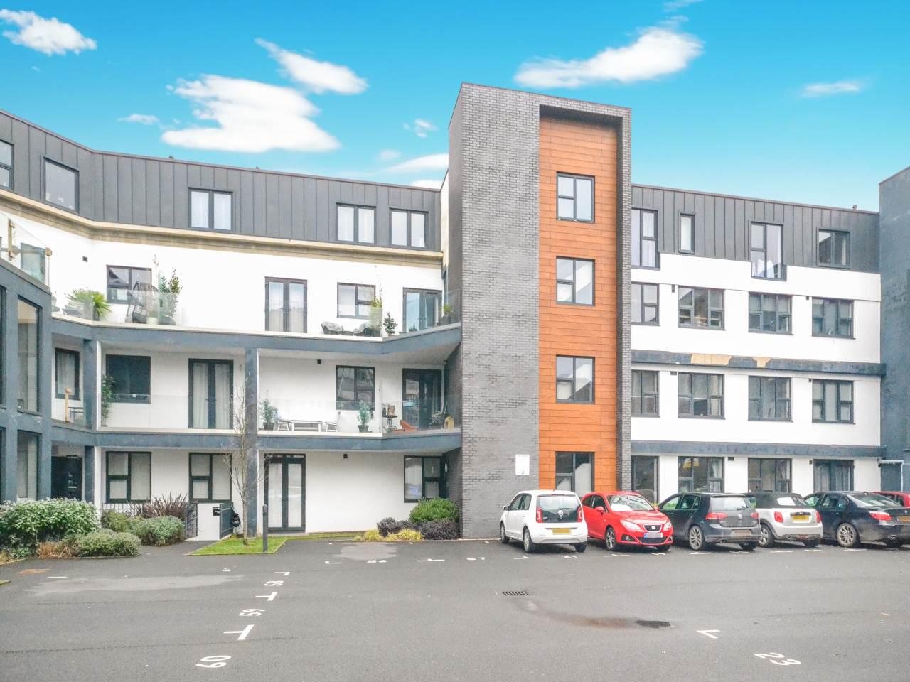 2 bed flat for sale in 3 Sandbanks Road, Poole - Property Image 1