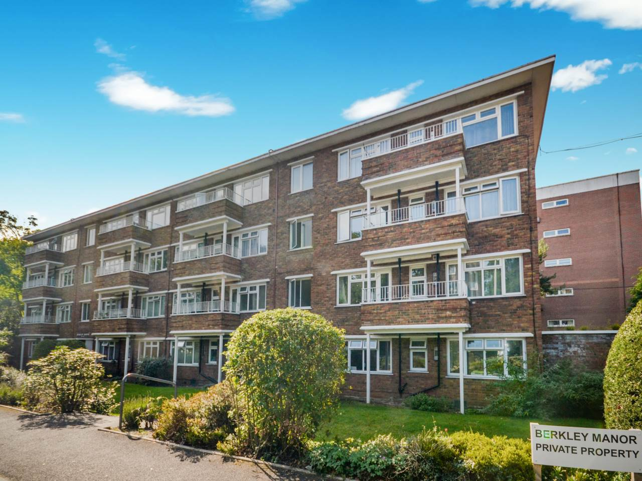 1 bed flat for sale in 317 Poole Road, Branksome, BH12