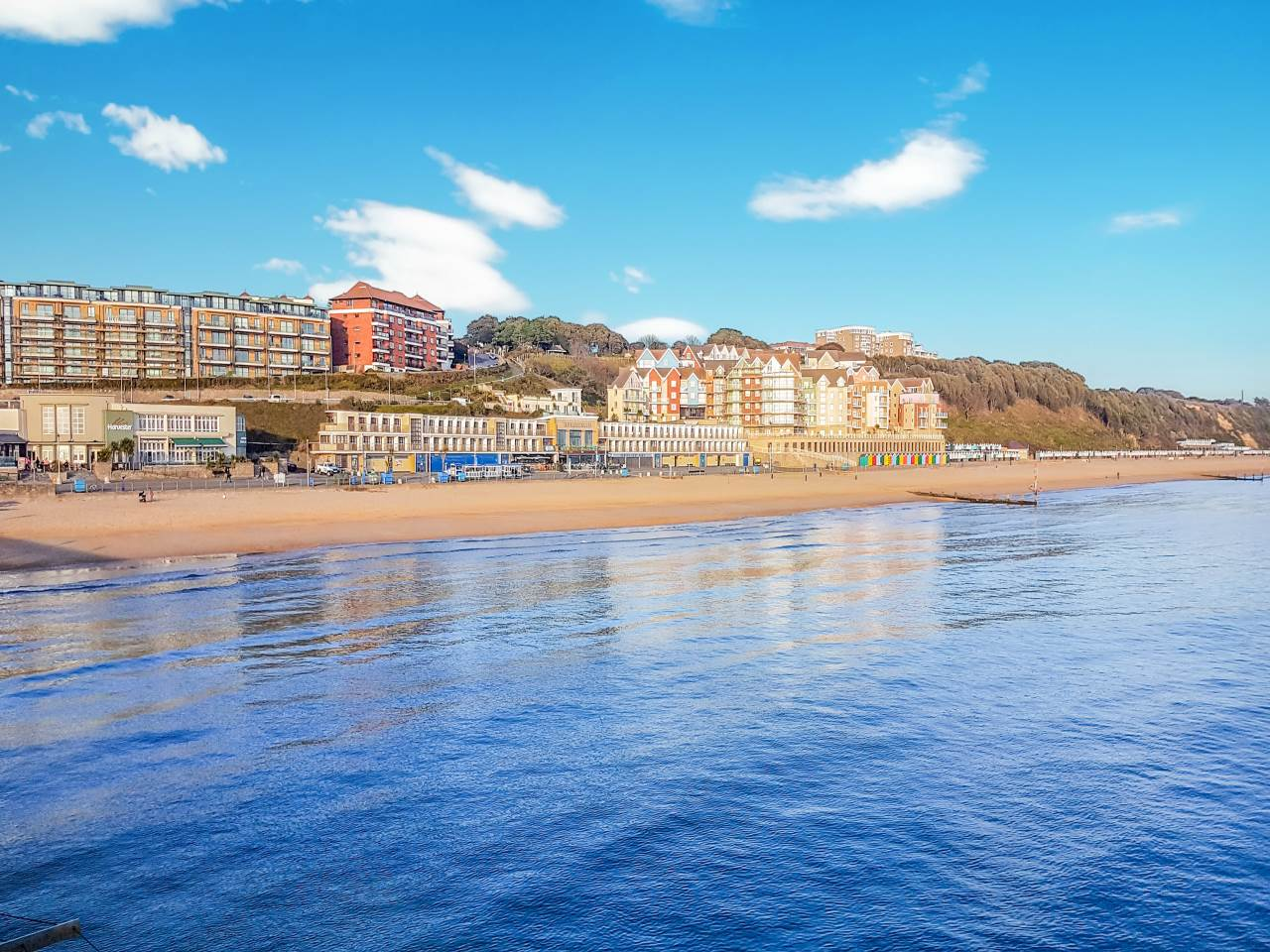 1 bed flat for sale in Honeycombe Chine, Bournemouth, BH5