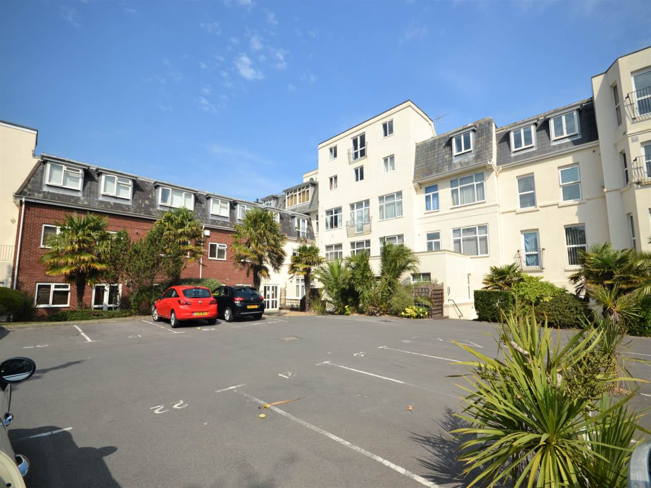 2 bed flat for sale in Sanderling, 3 Owls Road, BH5