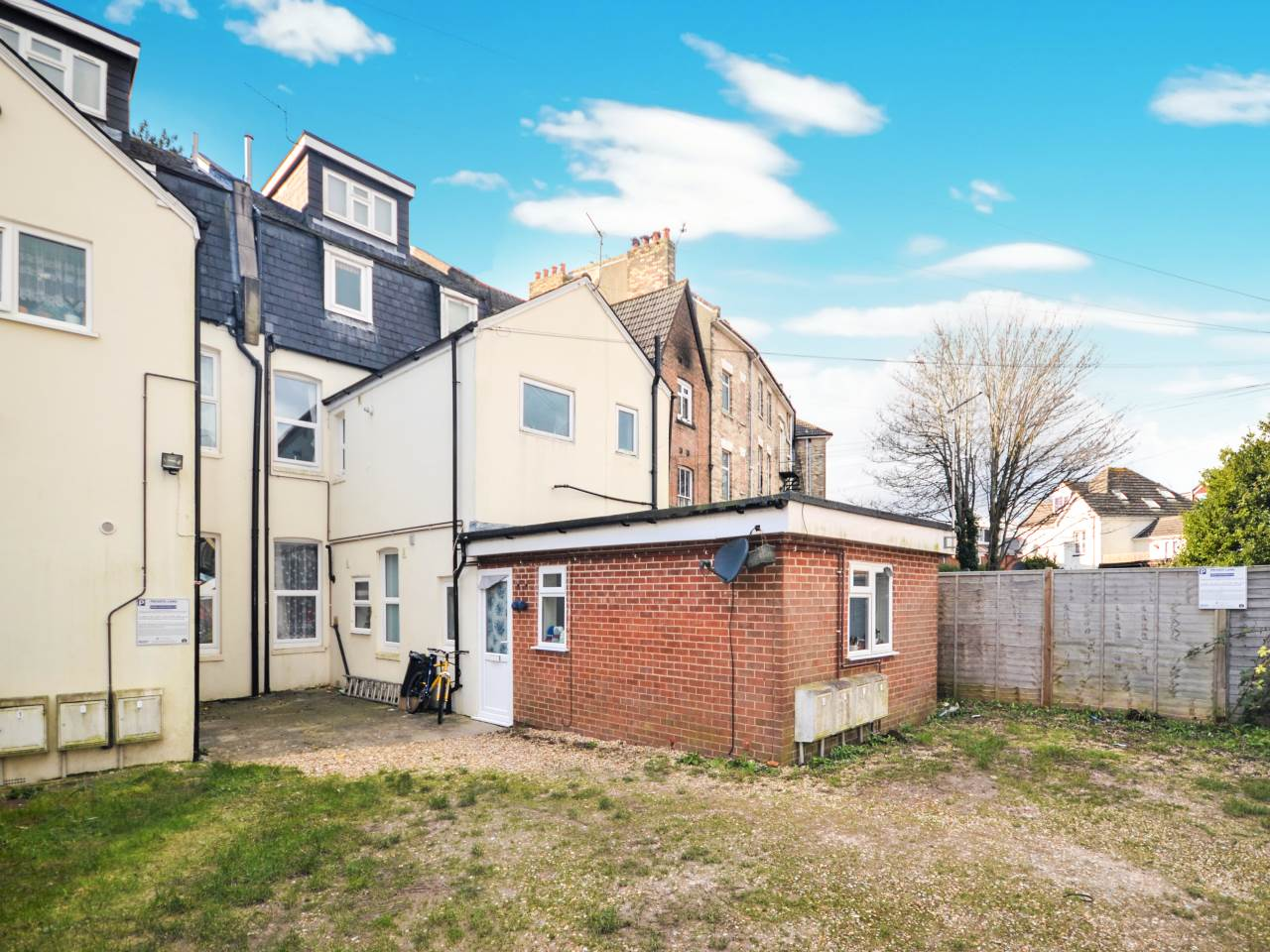 Flat for sale in 23 The Crescent, Boscombe, BH1