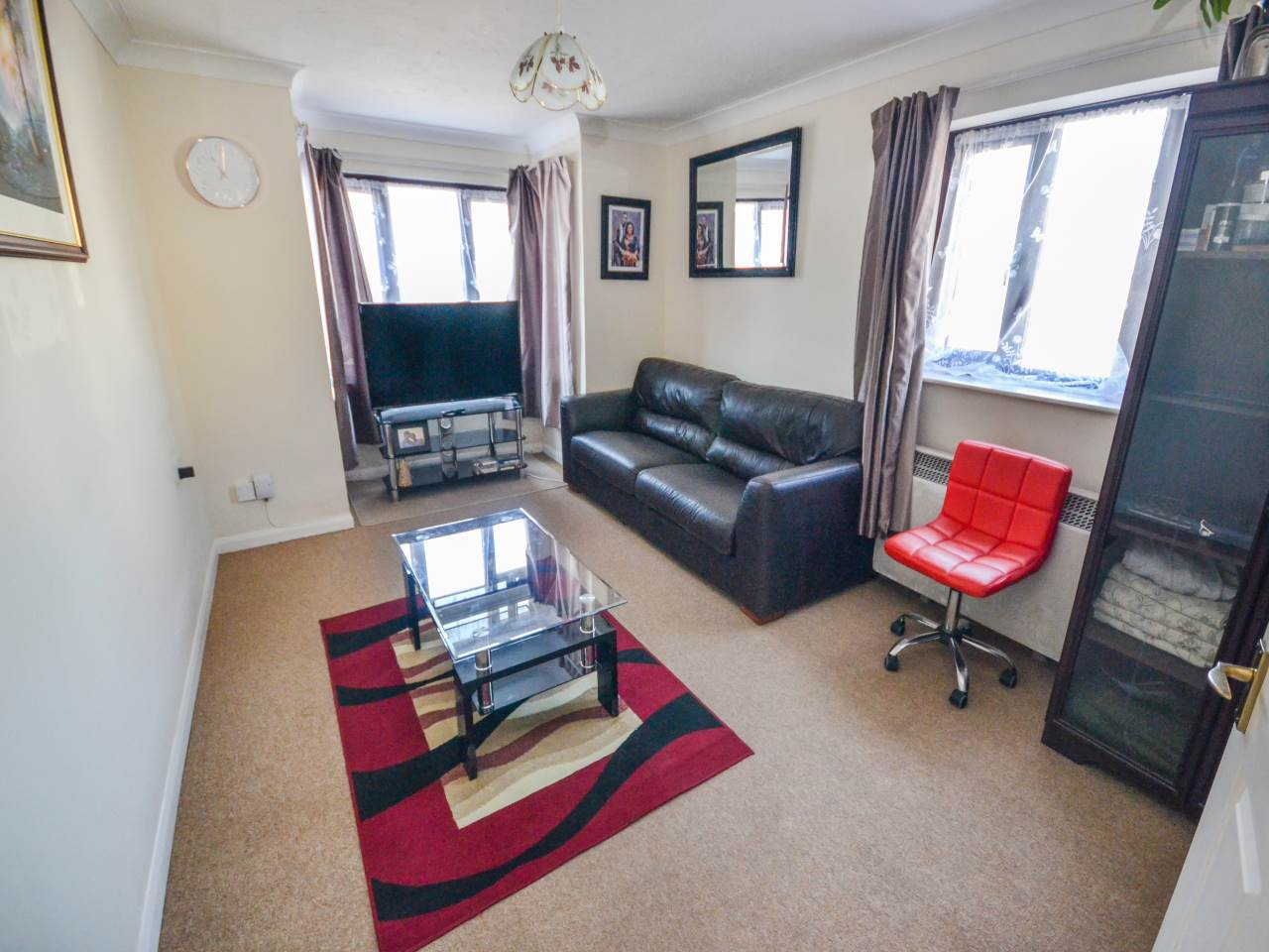 1 bed flat for sale in St Clements Court, 65 Cleveland Road 1
