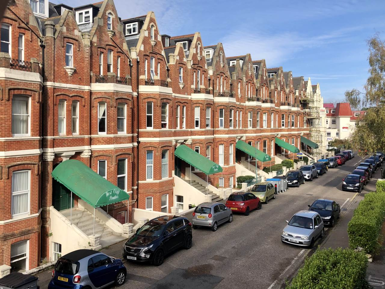 1 bed flat for sale in West Cliff Studios, 9 Durley Gardens, BH2