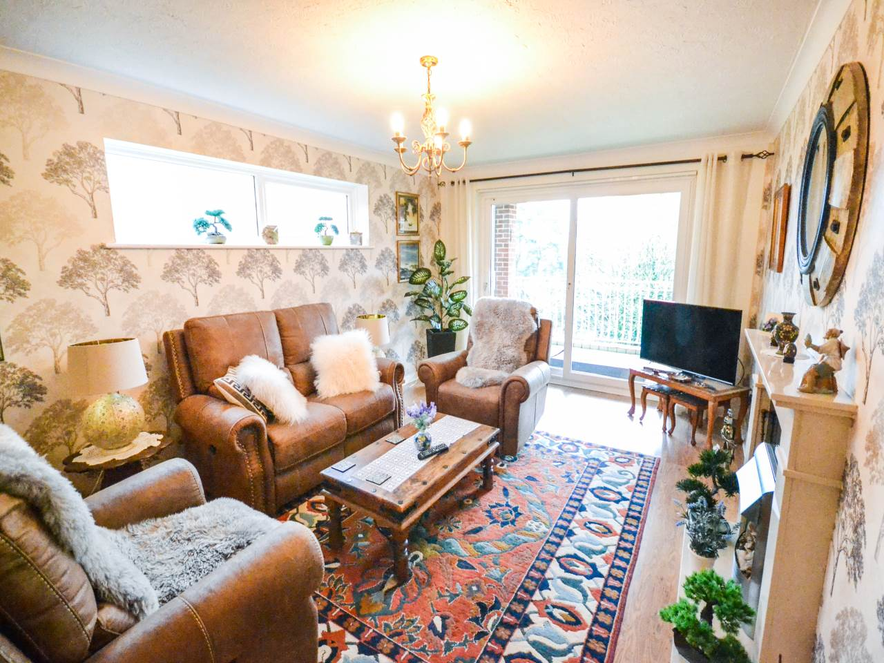 3 bed flat for sale in Fairview Park, Overbury Road 3