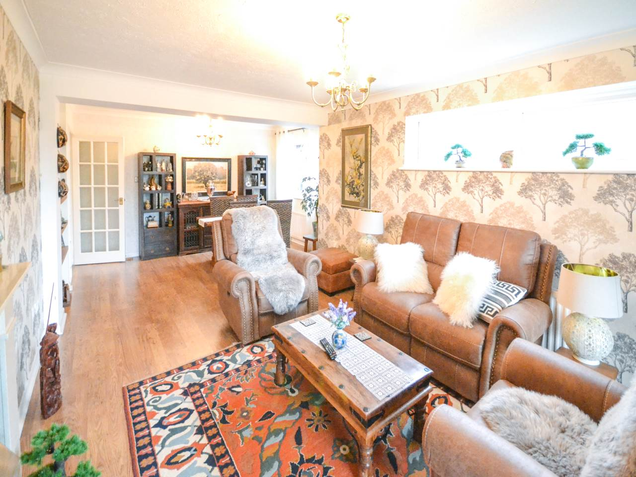3 bed flat for sale in Fairview Park, Overbury Road  - Property Image 3