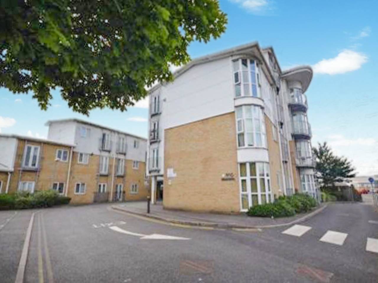 Flat for sale in Point 500, Castle Lane West, BH8