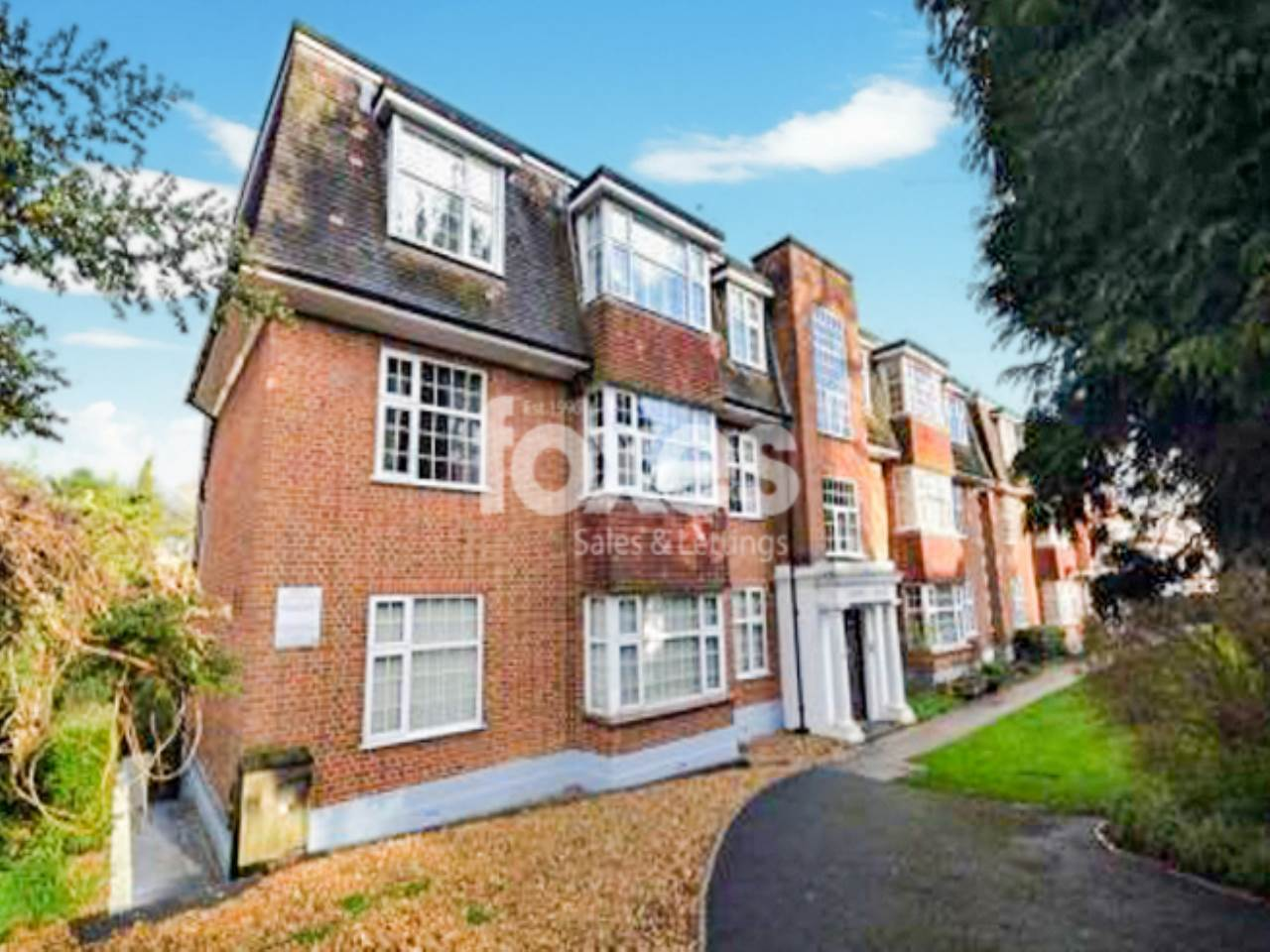 3 bed flat for sale in 19 Surrey Road, Bournemouth, BH4