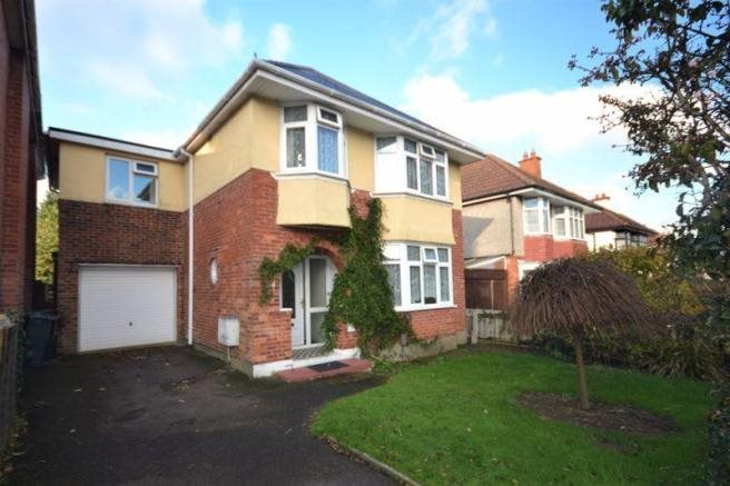 4 bed house for sale in Northbourne Avenue, Bournemouth  - Property Image 1