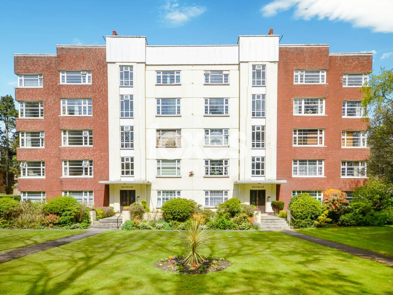1 bed flat for sale in Erinbank Mansions, 16 Manor Road, BH1