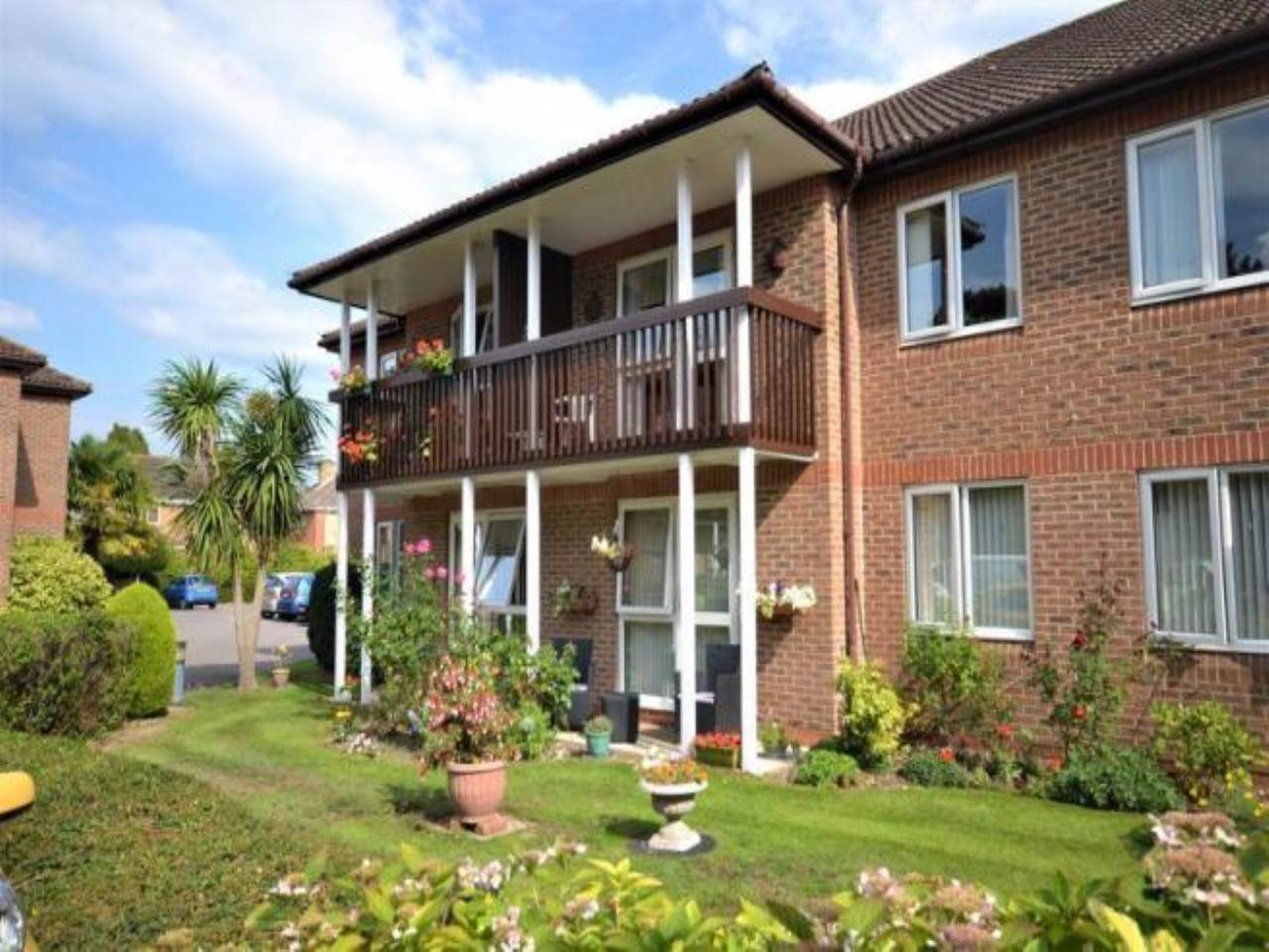 1 bed flat for sale in 1 Fernlea Avenue, Ferndown, BH22