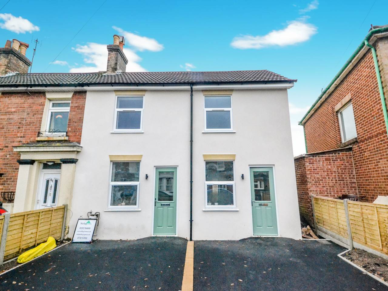 2 bed terraced house for sale in Bournemouth, BH1