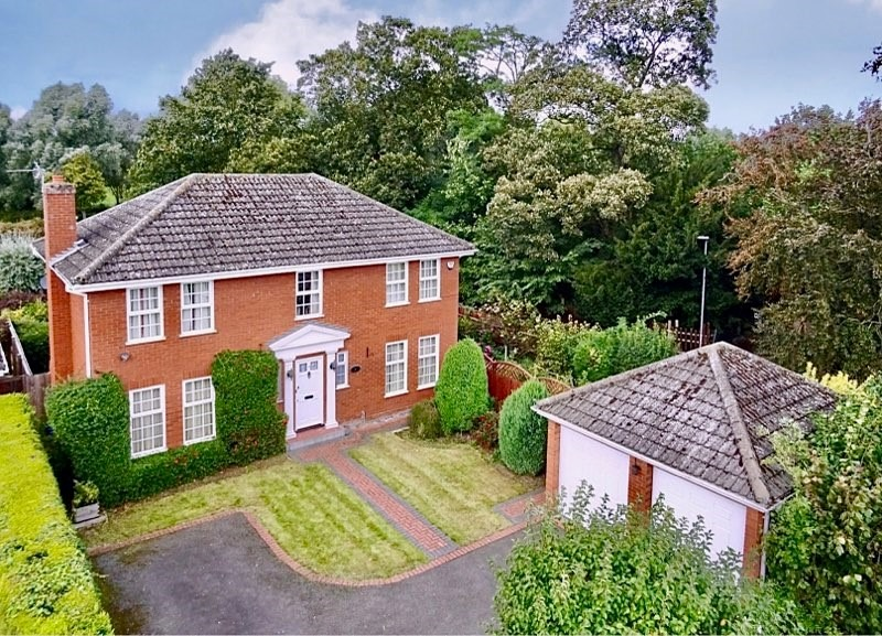4 bed detached house for sale in Washbank Road, St. Neots  - Property Image 1