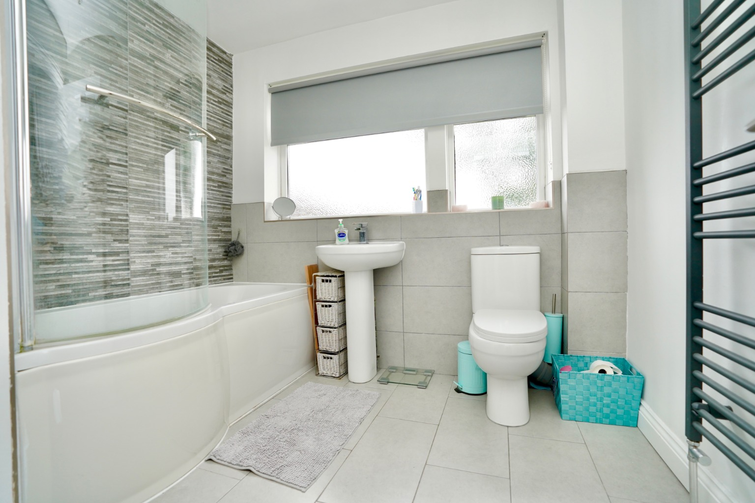 3 bed semi-detached house for sale in Burns Court, St. Neots  - Property Image 9