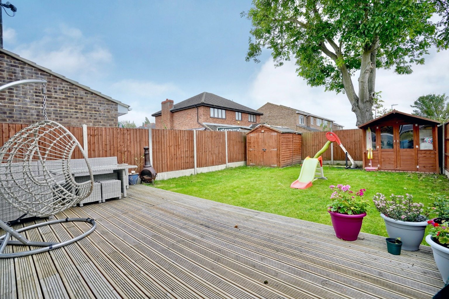 3 bed semi-detached house for sale in Burns Court, St. Neots  - Property Image 11