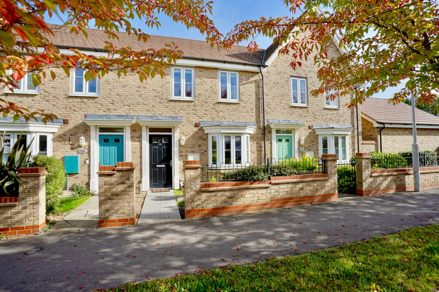 3 bed terraced house for sale in Stone Hill, St. Neots, PE19