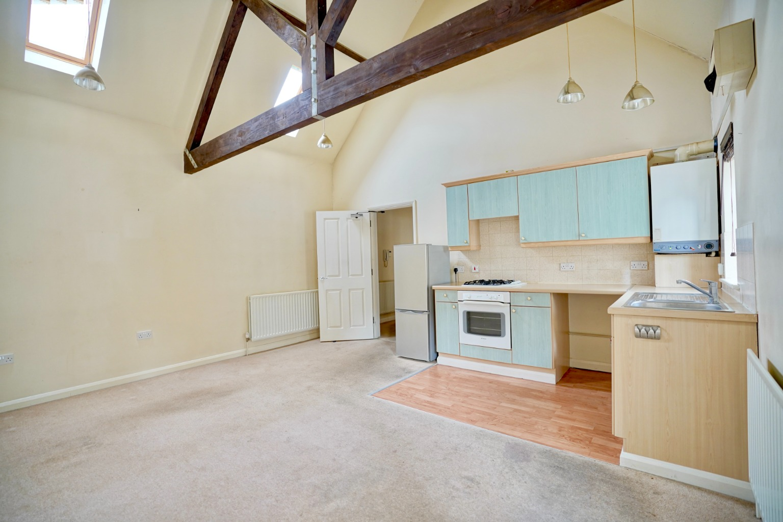 2 bed town house for sale in Chandlers Wharf, St. Neots 1