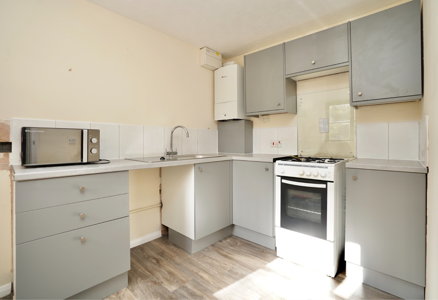 2 bed ground floor maisonette for sale in Rose Court, St. Neots Road, St. Neots  - Property Image 2