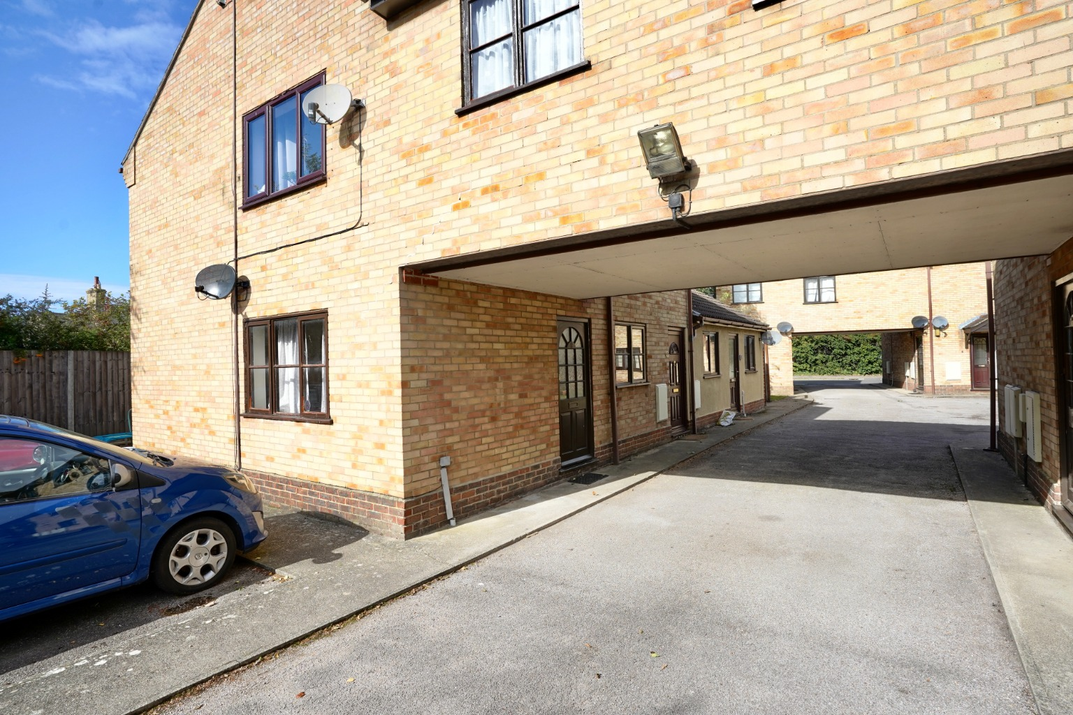 2 bed ground floor maisonette for sale in Rose Court, St. Neots Road, St. Neots, PE19