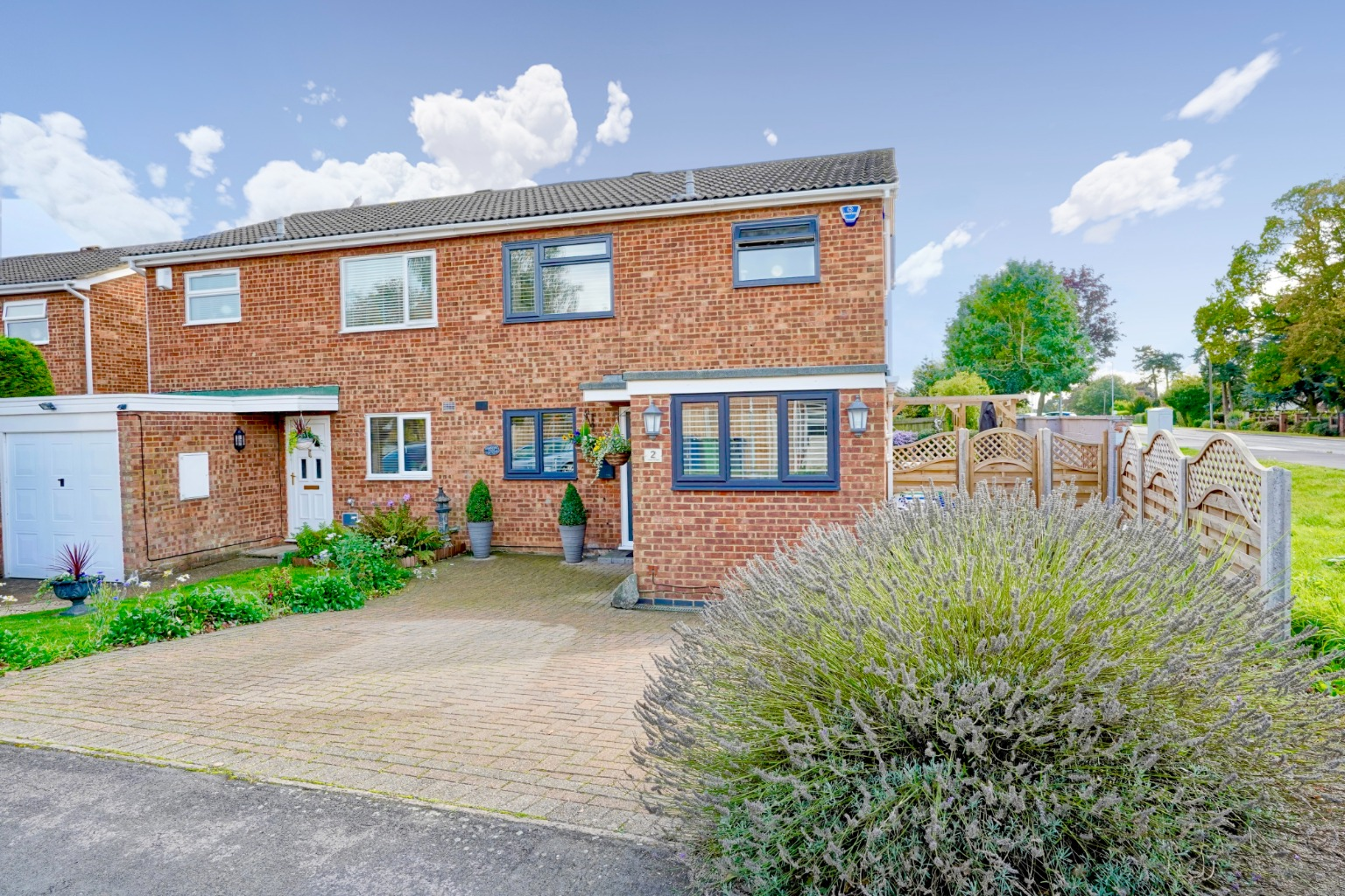 3 bed  for sale in Lowry Road, St. Neots, PE19