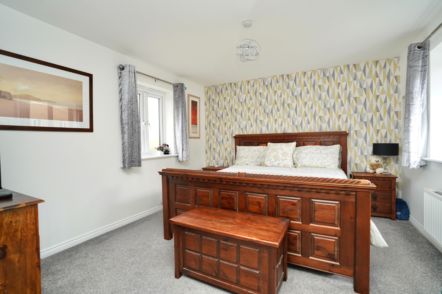 4 bed detached house for sale in Daffodil Close, St. Neots 8