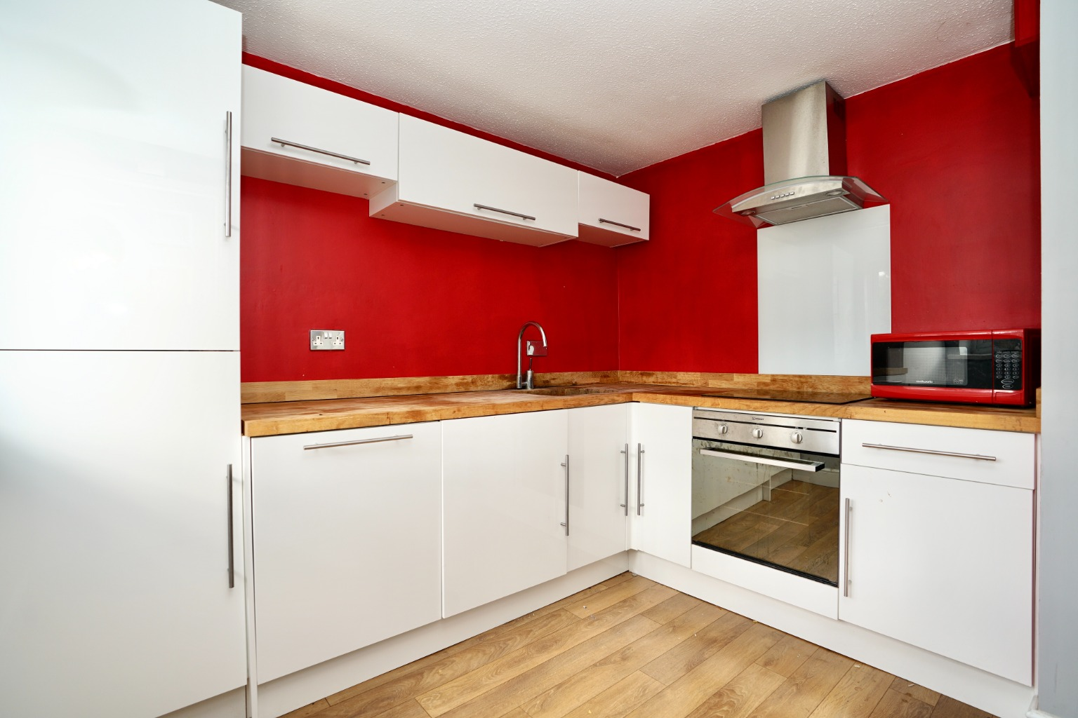 1 bed flat for sale in Viscount Court, St. Neots, PE19