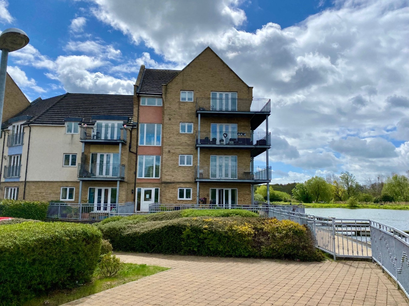 2 bed apartment for sale in Wren Walk, St. Neots, PE19
