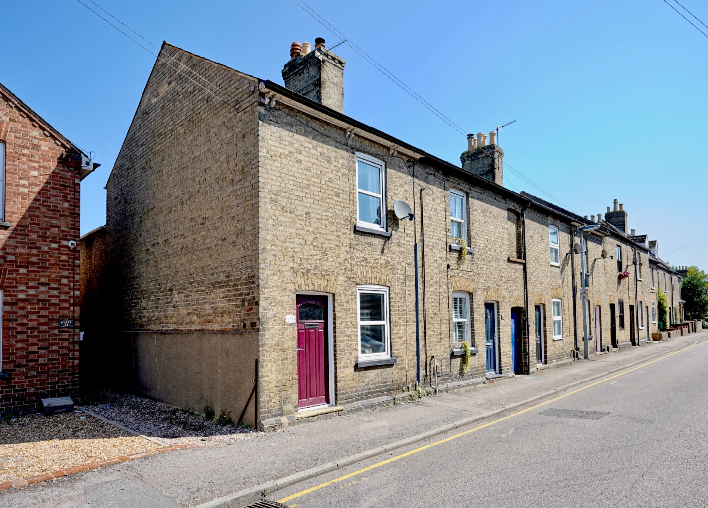 2 bed end of terrace house for sale in East Street, St. Neots  - Property Image 1