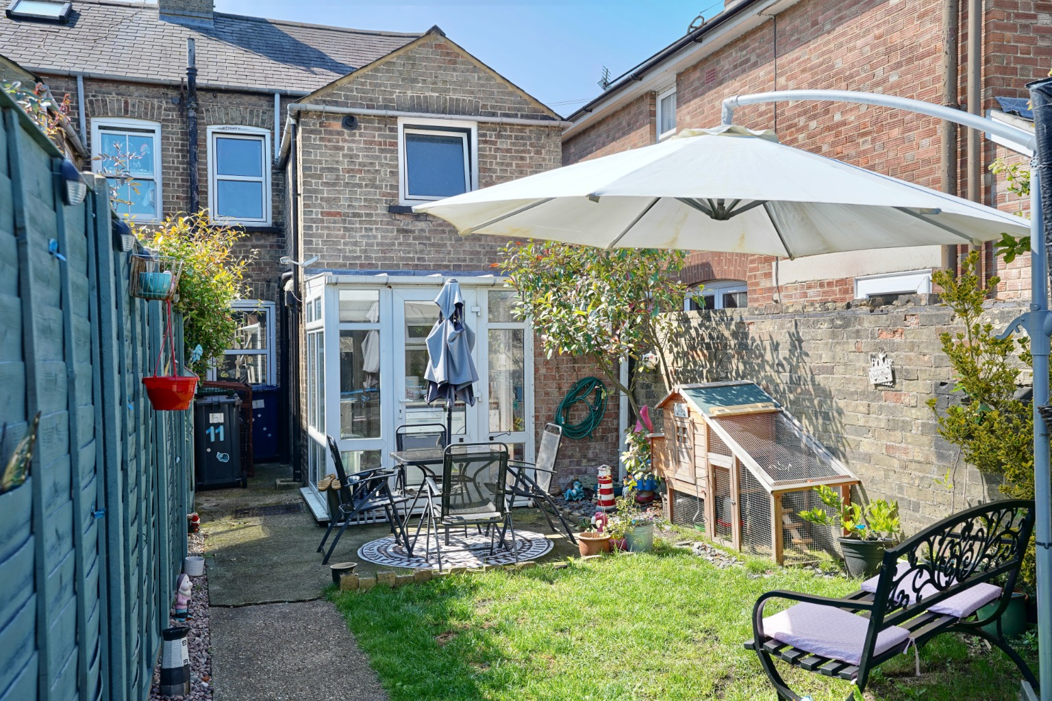2 bed end of terrace house for sale in East Street, St. Neots 13