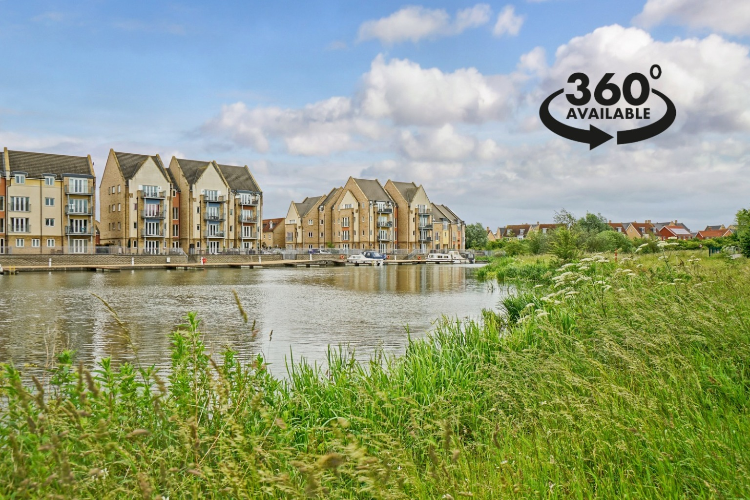 3 bed apartment for sale in Wren Walk, St. Neots, PE19