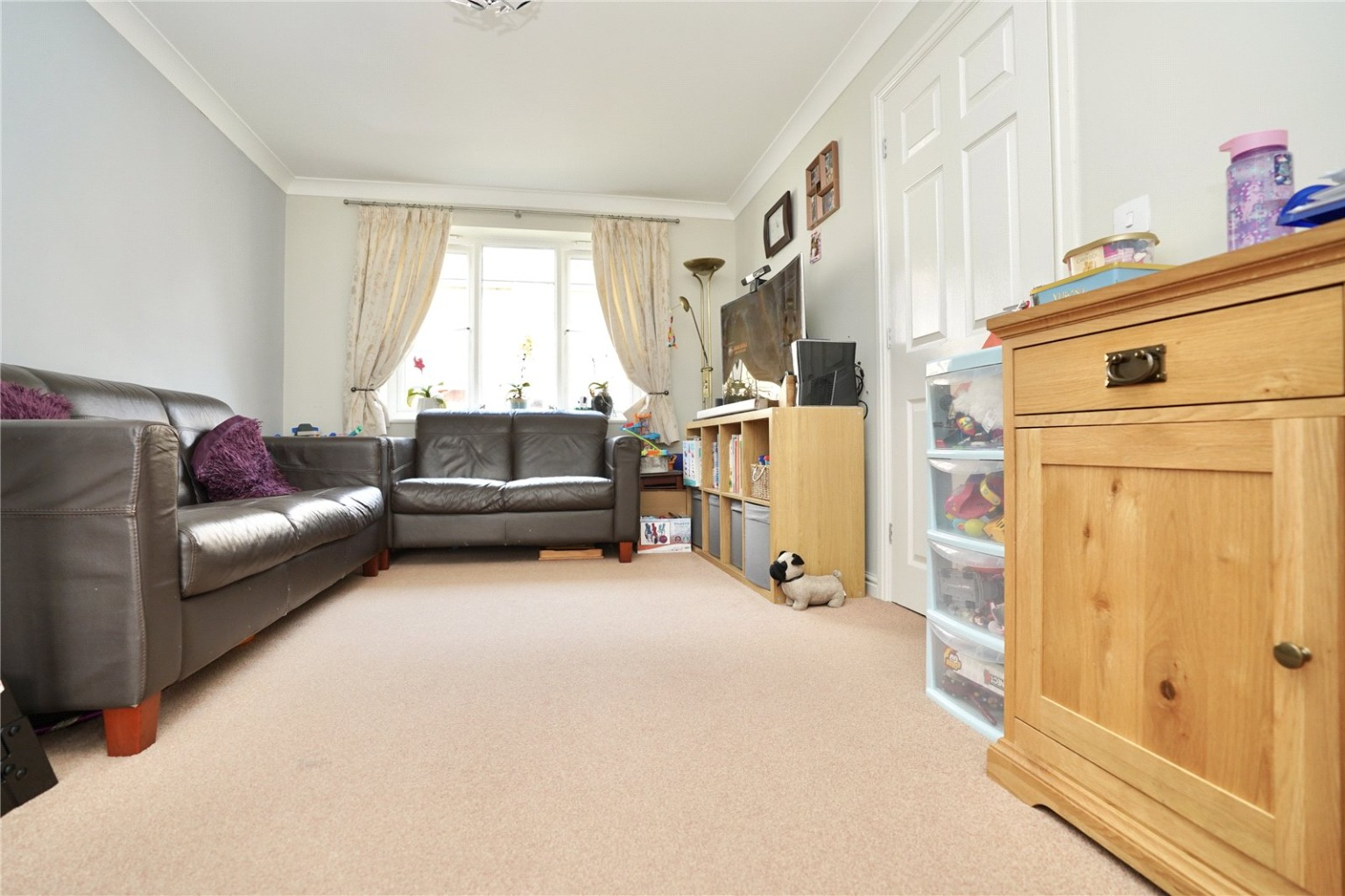 3 bed semi-detached house for sale in Middle Ground, St. Neots 1