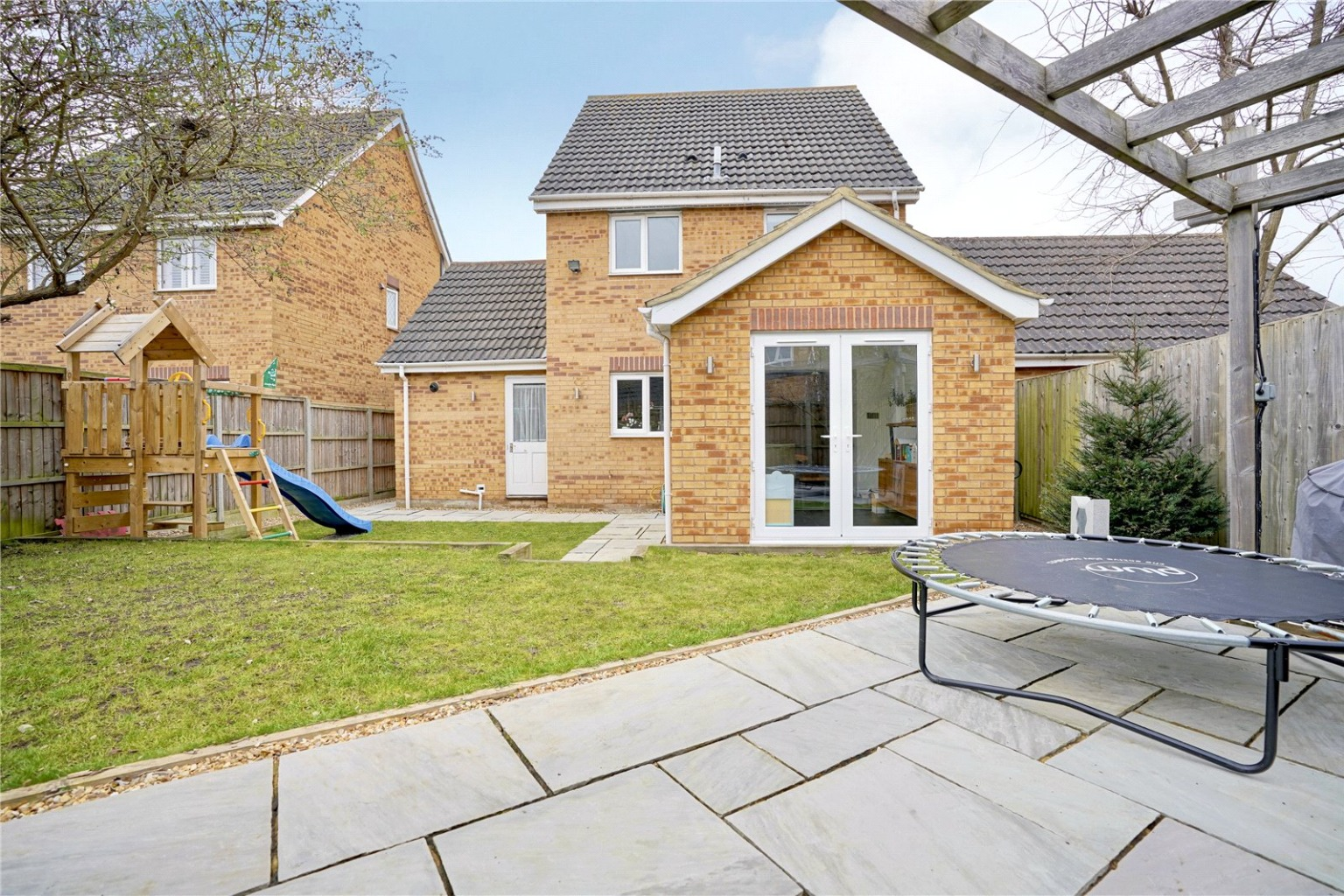 3 bed detached house for sale in Chamberlain Way, St. Neots 11