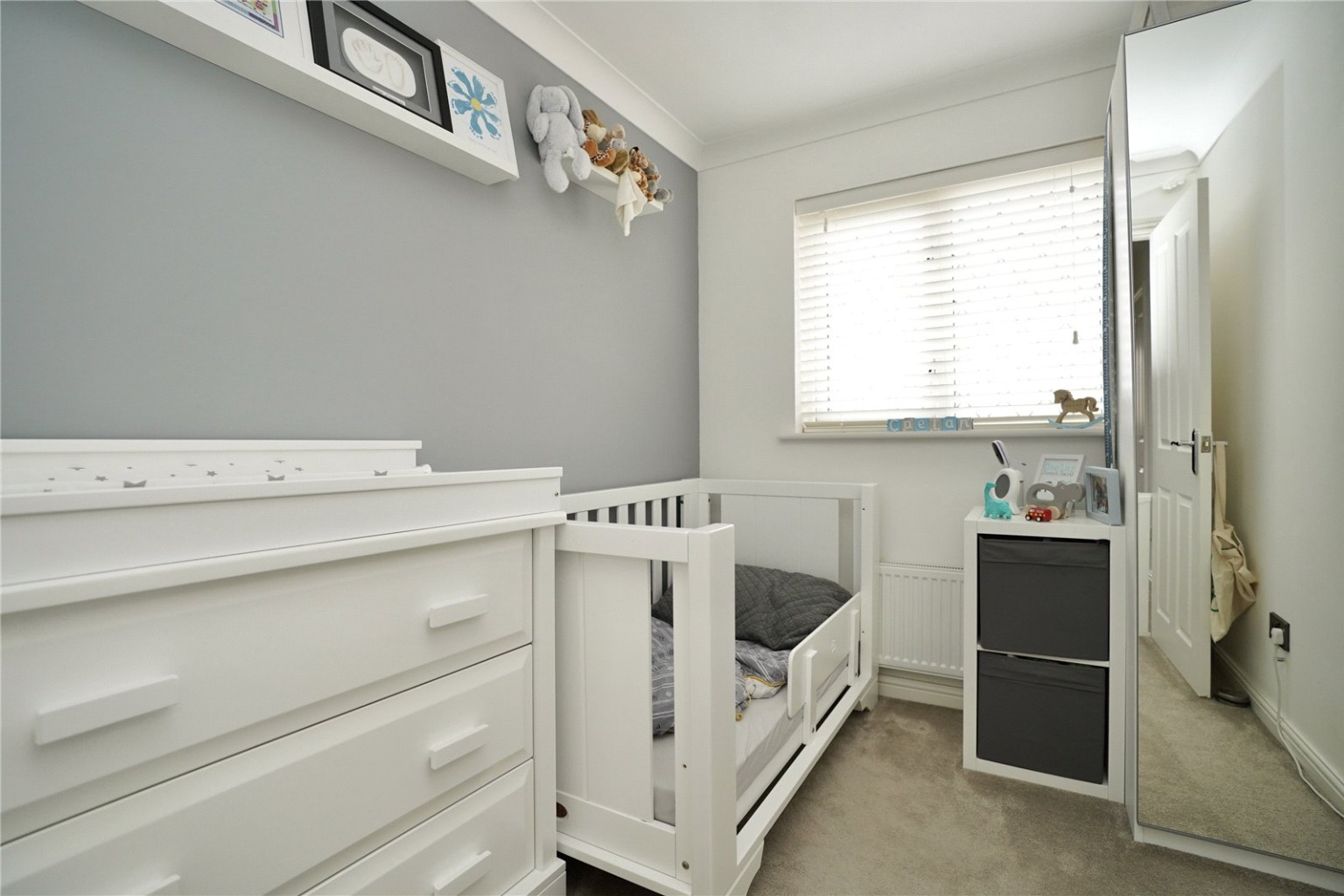 3 bed detached house for sale in Chamberlain Way, St. Neots  - Property Image 9