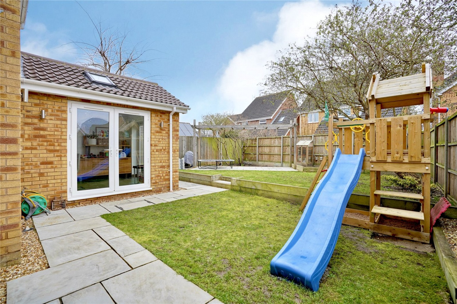 3 bed detached house for sale in Chamberlain Way, St. Neots 12