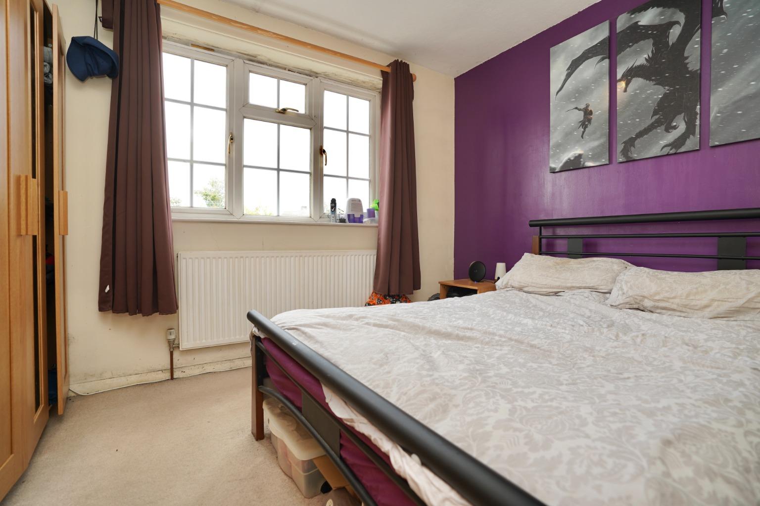 2 bed terraced house for sale in St. Neots Road, St. Neots 4