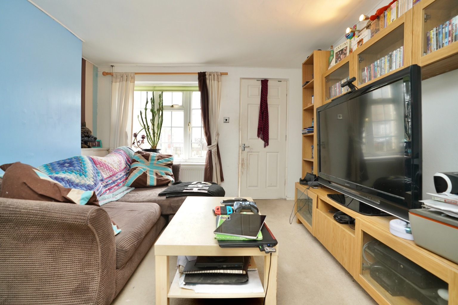 2 bed terraced house for sale in St. Neots Road, St. Neots 1