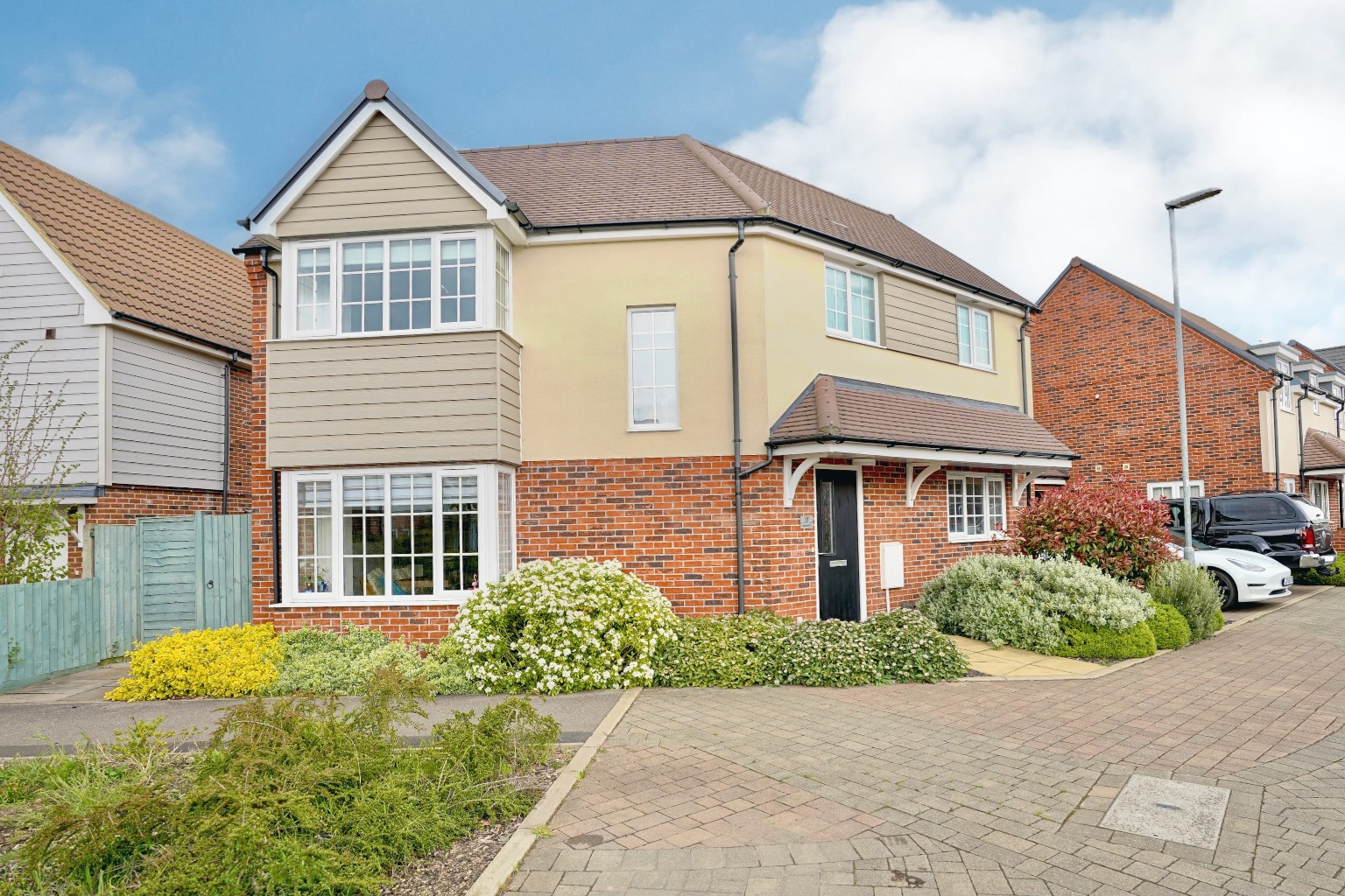 3 bed  for sale in Harvest Drive, St. Neots, PE19