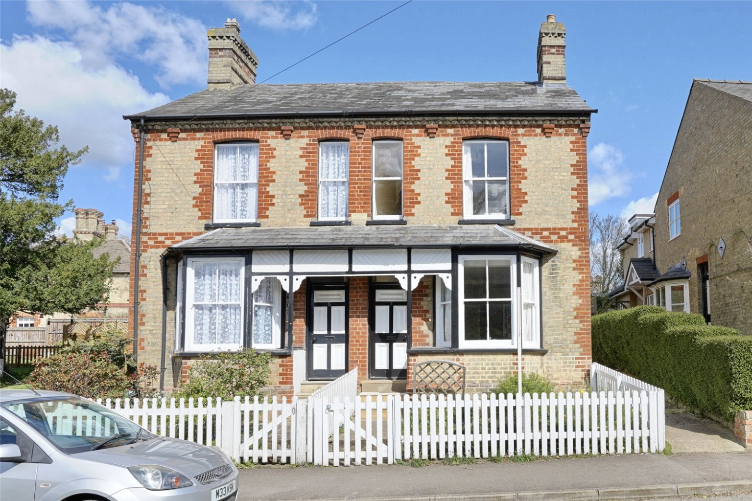 3 bed semi-detached house for sale in Church Street, Sandy  - Property Image 1