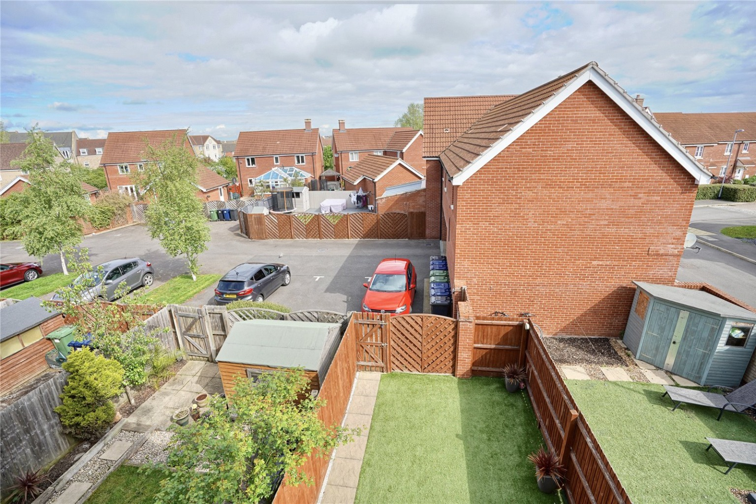 4 bed town house for sale in Buttercup Avenue, St. Neots  - Property Image 12