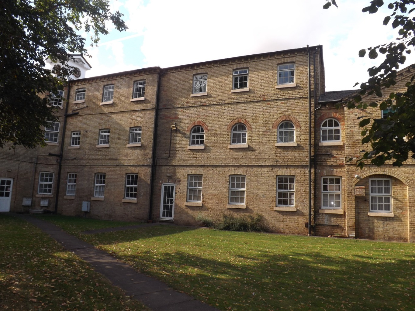 1 bed flat for sale in The White House, St. Neots Road, St. Neots, PE19