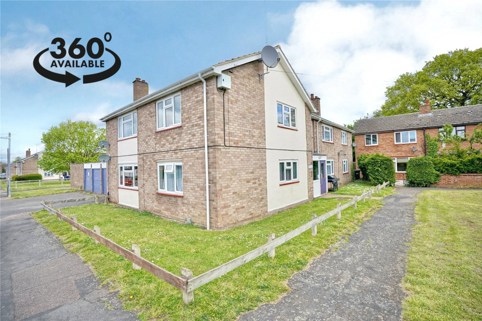 2 bed maisonette for sale in Wintringham Road, St. Neots - Property Image 1