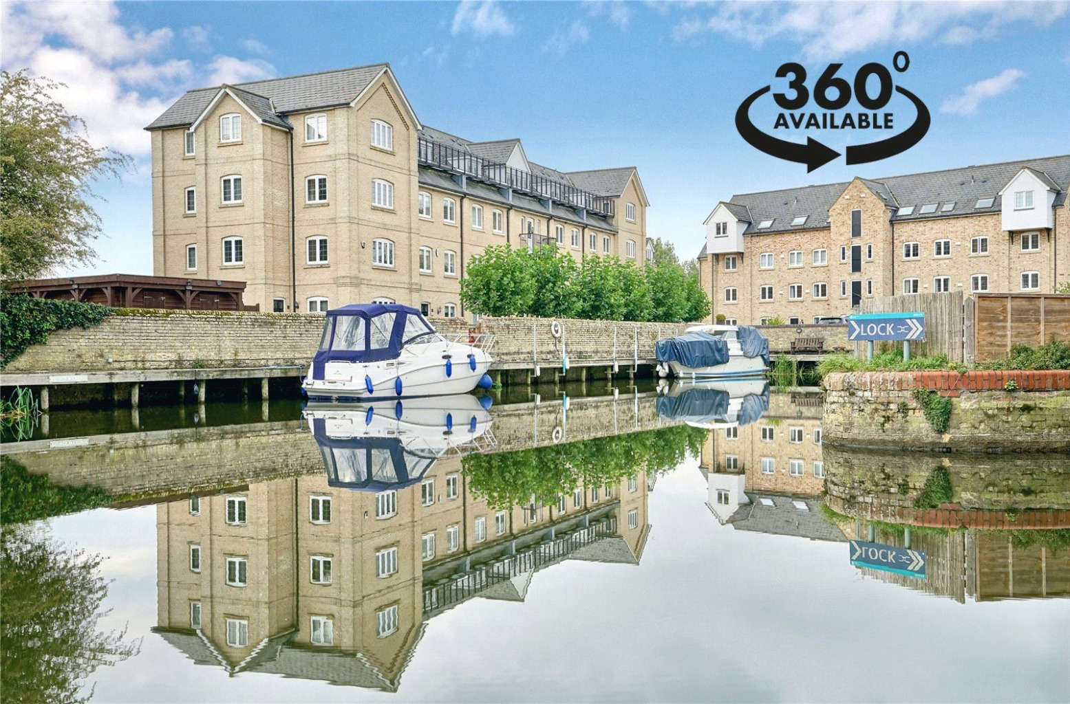 5 bed town house for sale in The Old Flour Mills, Mill Road, St. Neots  - Property Image 1
