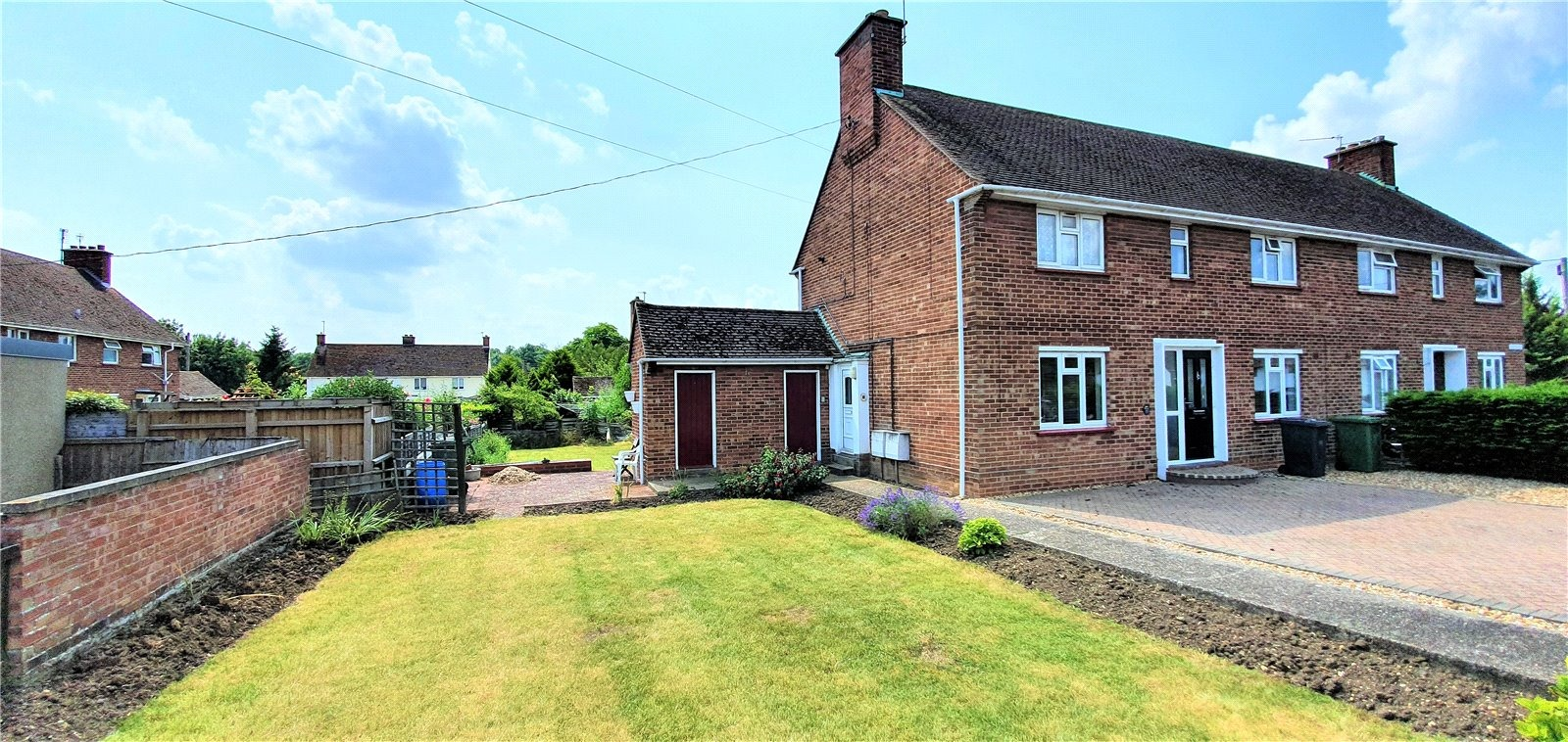 2 bed  for sale in Brookside, St. Neots, PE19