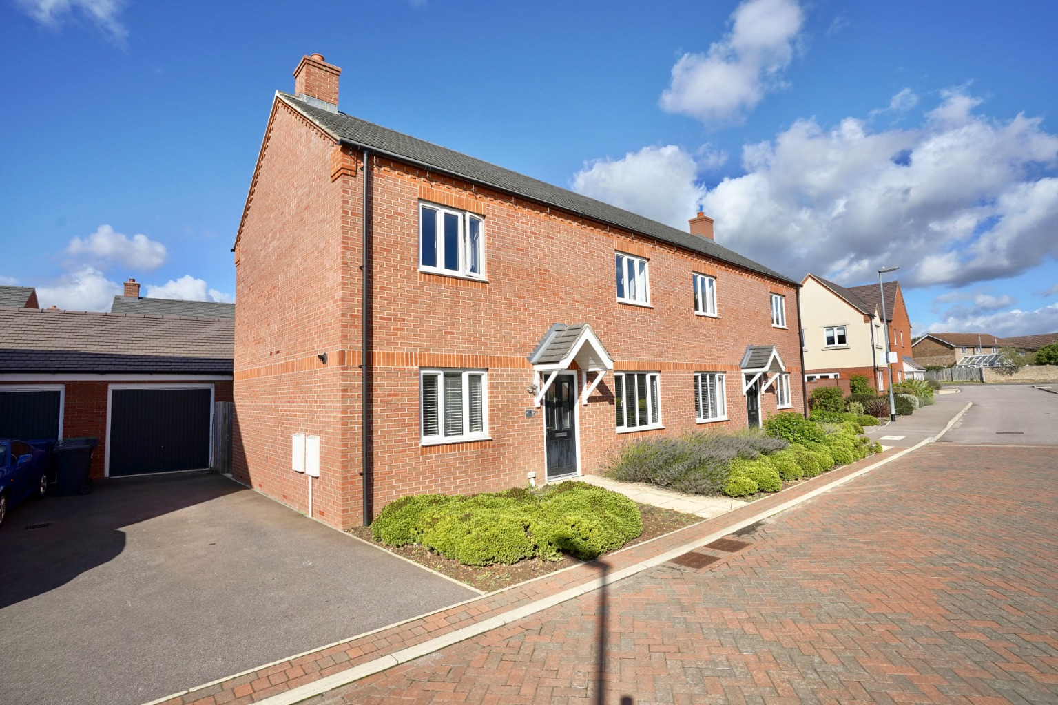 3 bed semi-detached house for sale in Whinfell Close, St. Neots 12