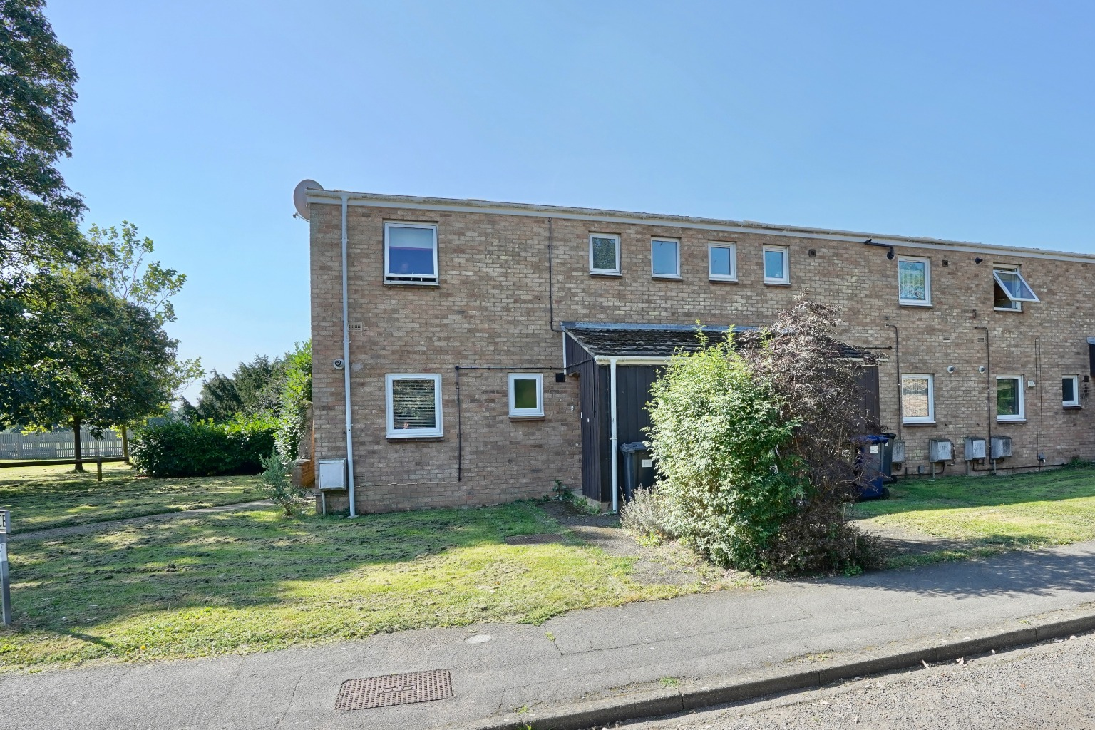 1 bed maisonette for sale in The Paddock, St. Neots, PE19